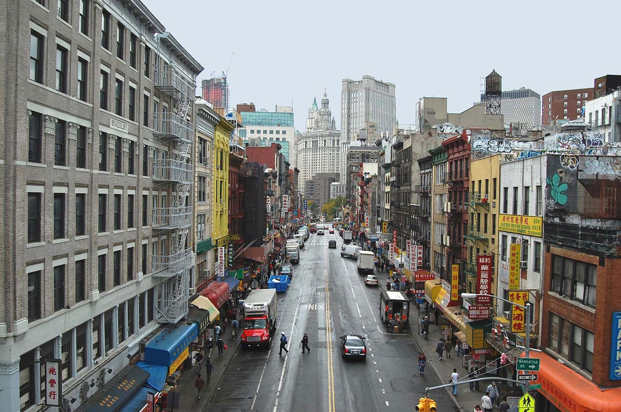 Nueva York Chinatown