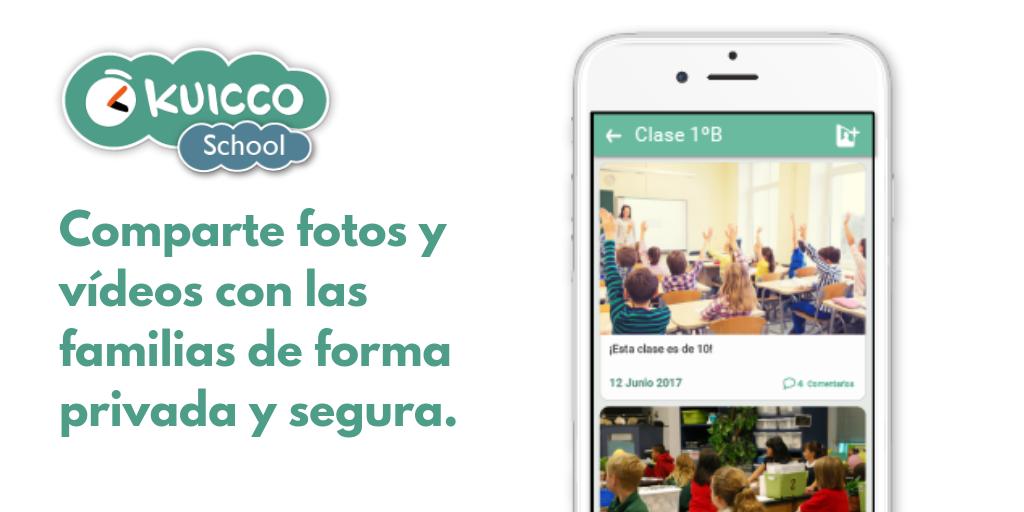 kuicco school comparte fotos y vídeos centro educativo