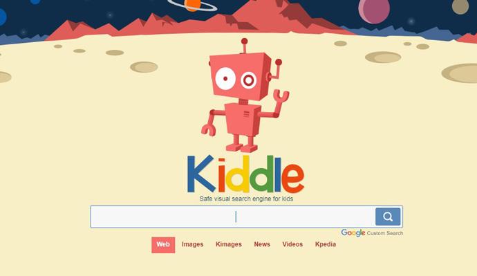 navegador niños
