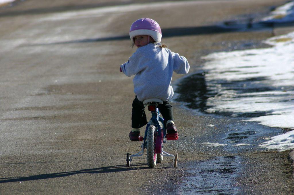 guardar recuerdos montar en bici