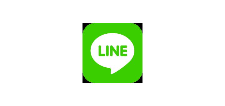 line mensajería app