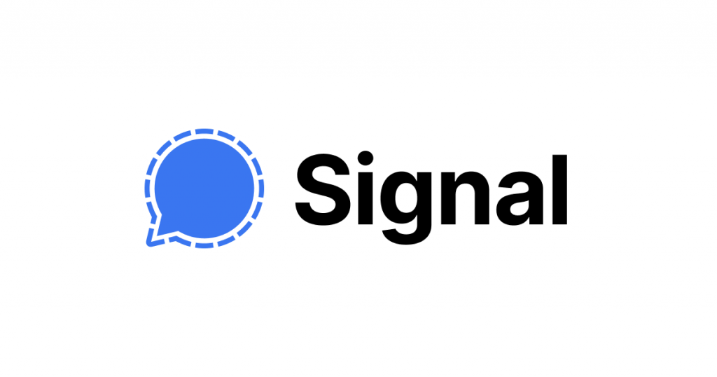 signal mensajería segura