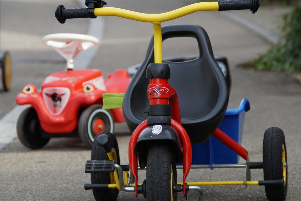 triciclo kuicco niños