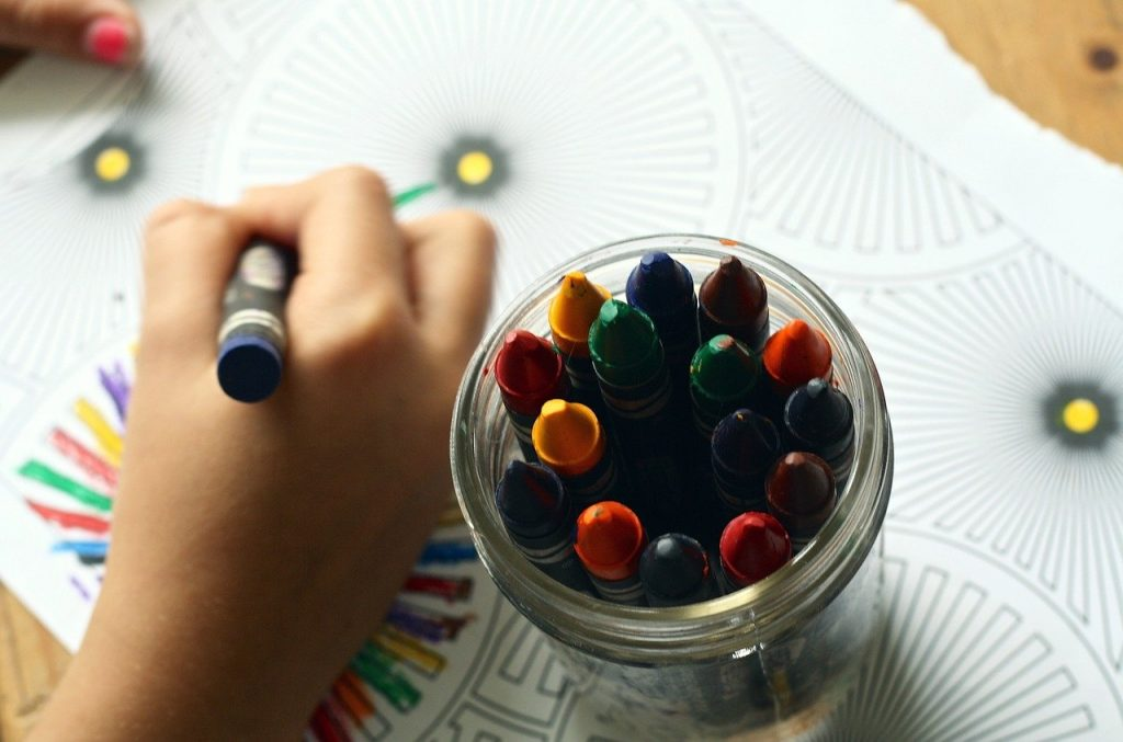dibujar kuicco niños