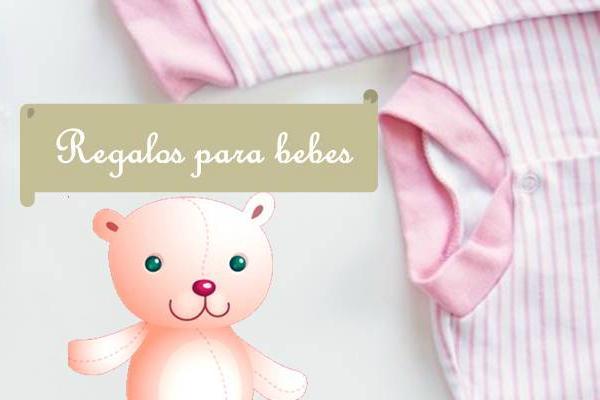 7 ideas originales de regalos personalizados para  bebés