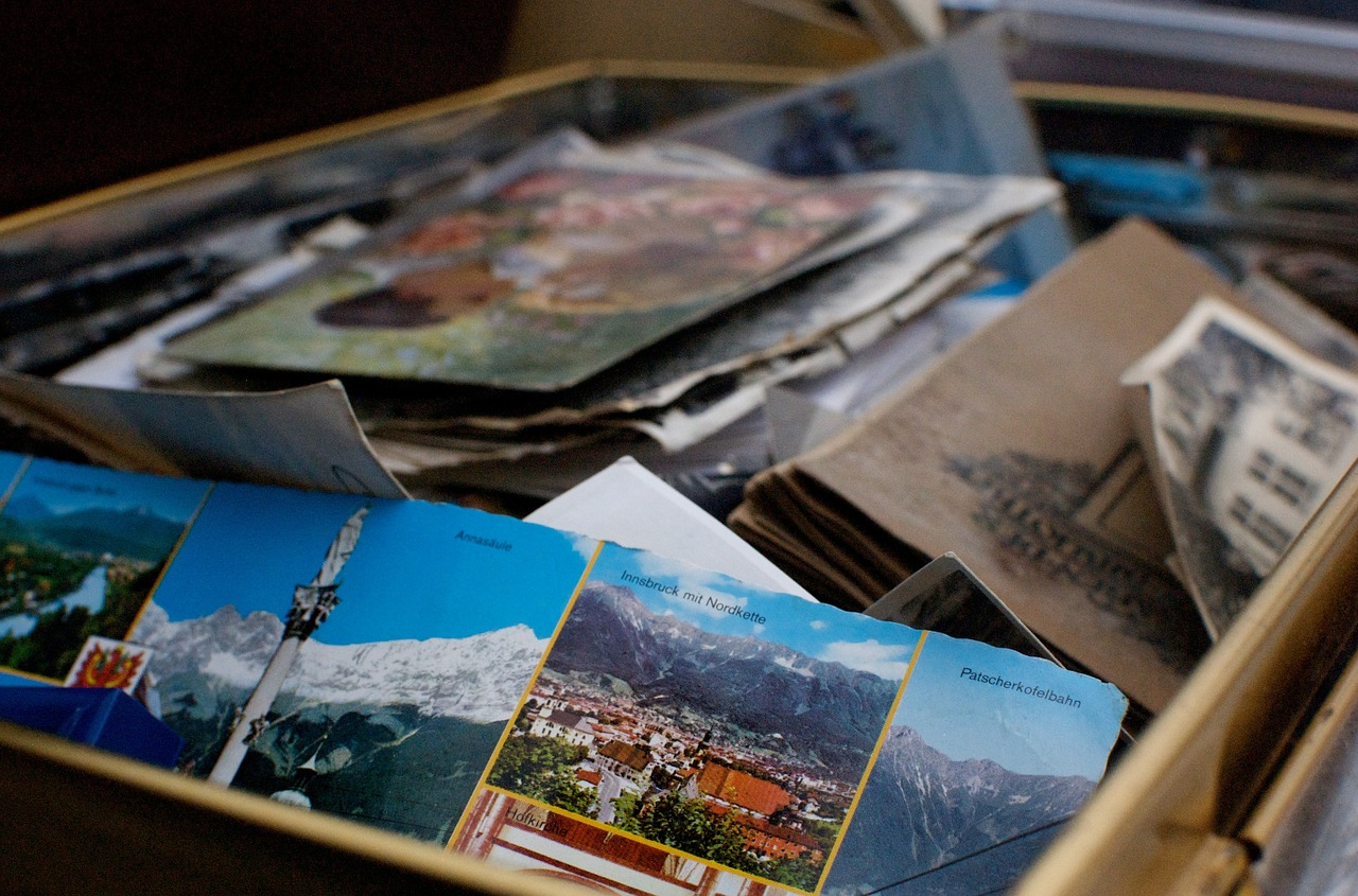 La importancia de guardar tus recuerdos en el mismo lugar