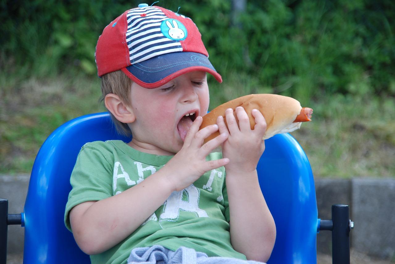 Nueva York hot dog