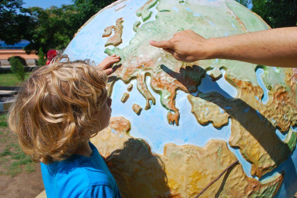 10 consejos para viajar con niños sin perder la cabeza